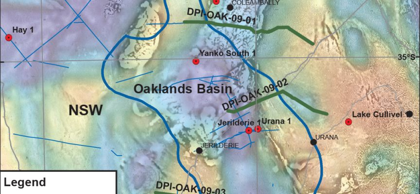 New opportunities in Oaklands basin
