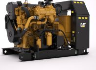 Caterpillar launches vessels generator