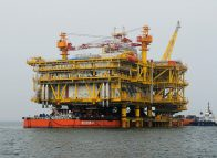 COOEC strikes floating installation record