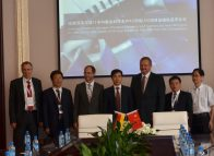 Siemens signs trans contract for China plants