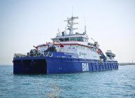 Bhagwan, Neptune team up for dive vessel