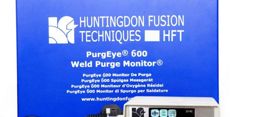 Weld Purge Monitors forge new frontiers with oxygen detectiontechnology in sensor