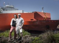 Study to show impact of deep water vessels