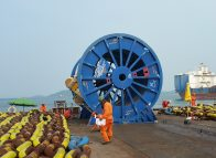 Ichthys mooring system pre-lay complete