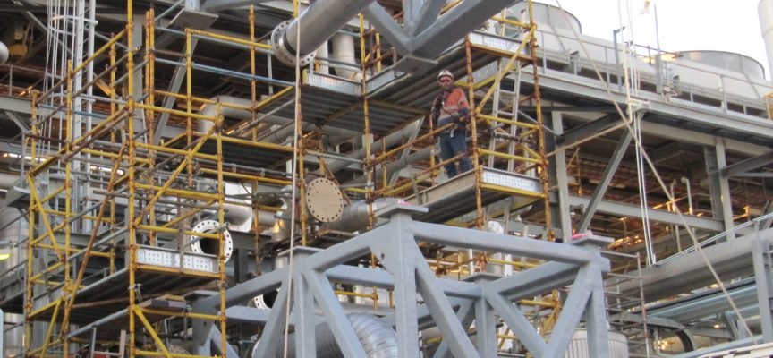 Heat exchanger installation a boon for Santos | Oil & Gas Australia