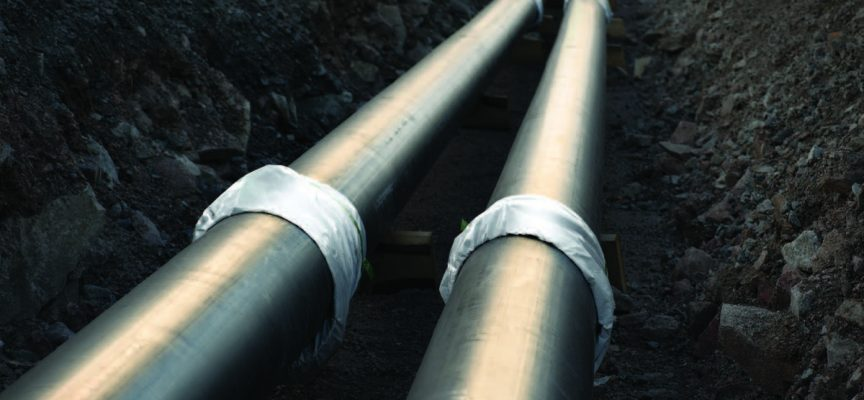 Galilee Energy and Jemena fast-track Galilee Basin pipe plans