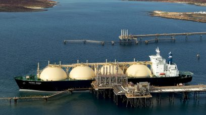 Woodside has eyes on new LNG opportunities
