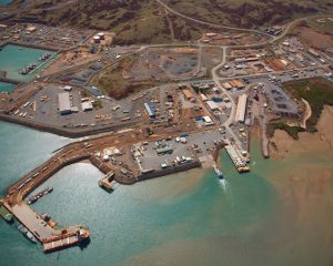 MMA selling Dampier and Broome Supply Bases