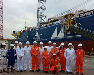 Octanex reports successful sail away of Ophir project FPSO