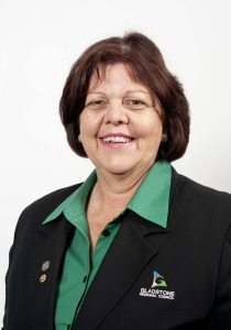 Gladstone Mayor Gail Sellers.