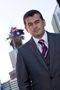 Xodus group general manager in Australia Andy Jones. Image courtesy Xodus.
