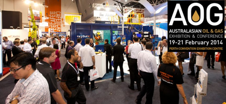 For the fifth year in a row Oil & Gas Australia is the Official Media Partner for AOG 2014