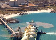 Woodside inks Pluto LNG sales deal
