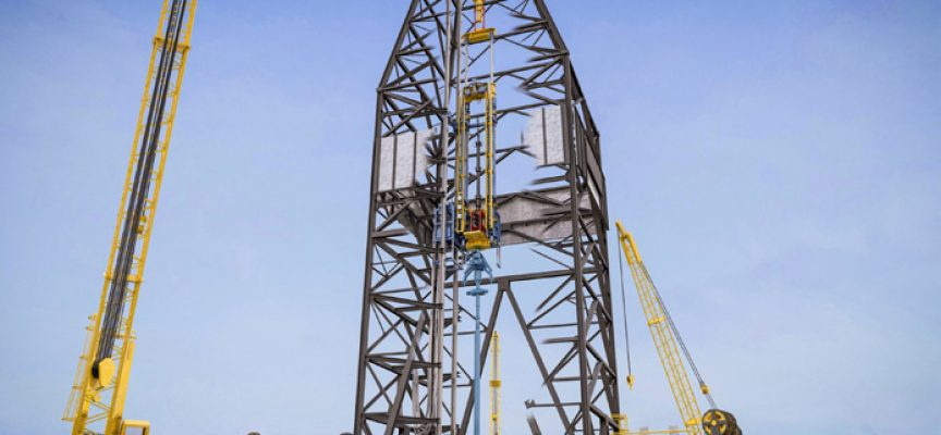 Coiled Tubing Lift Frames range launched