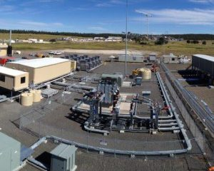 GE gas engines for on-site power