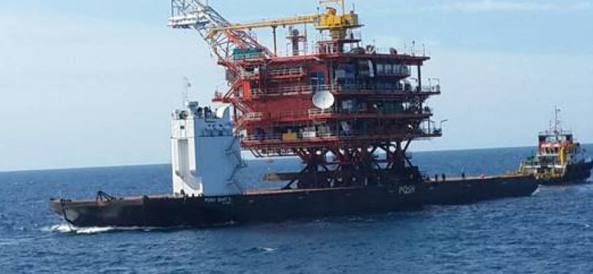 Manora advances as commissioning nears