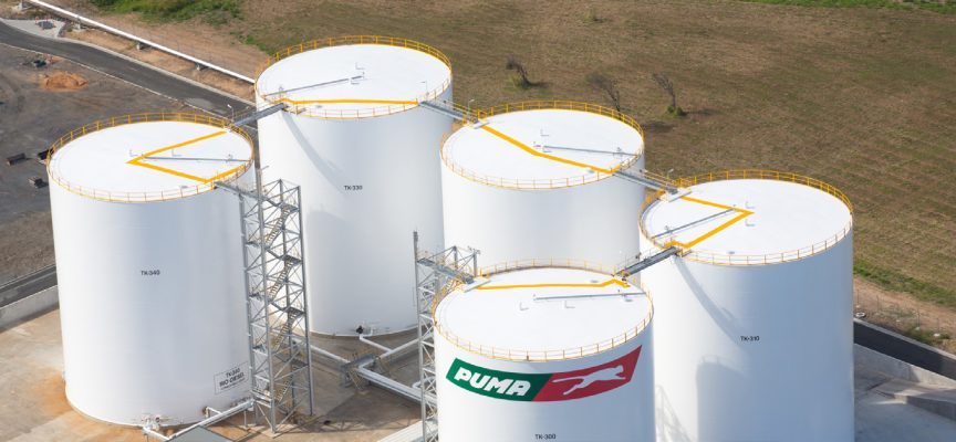 Puma Energy launches Mackay import terminal
