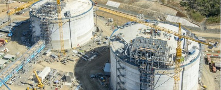 LNG driving Queensland's economy