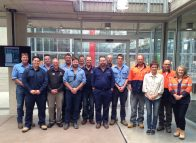Onshore oil and gas training started at Tonsley