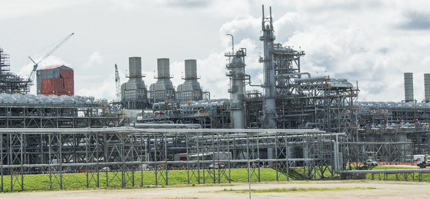 Third LNG train and domestic power solutions on the way