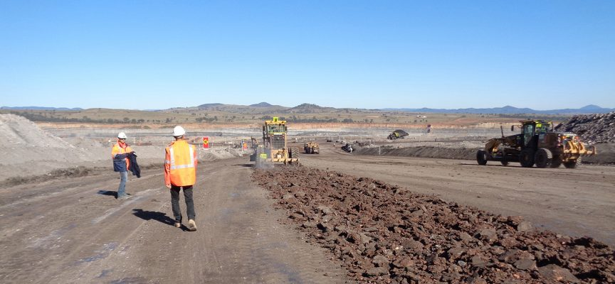 QLD engineers develop program to reduce haul road costs and increase production cycles