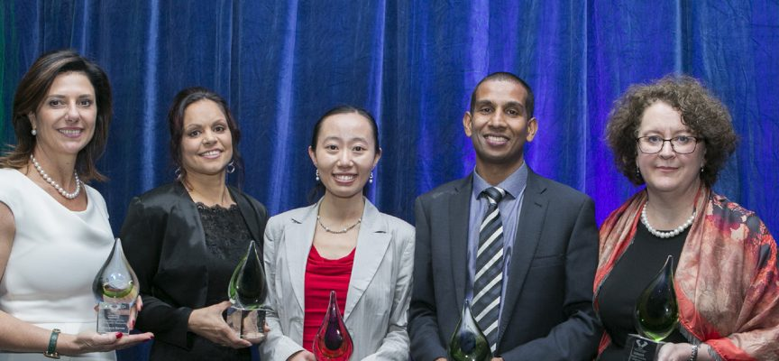 Women in Resources awards showcases talent