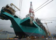 Petronas finishes PFLNG1, defers second