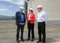 Australia Pacific LNG celebrates operations start