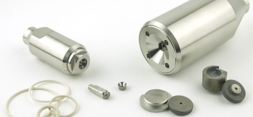 Nozzle range offers cost saving quality