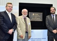 Key geological facility complete