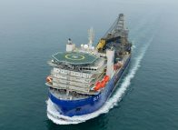 McDermott vessel bound for Ichthys work