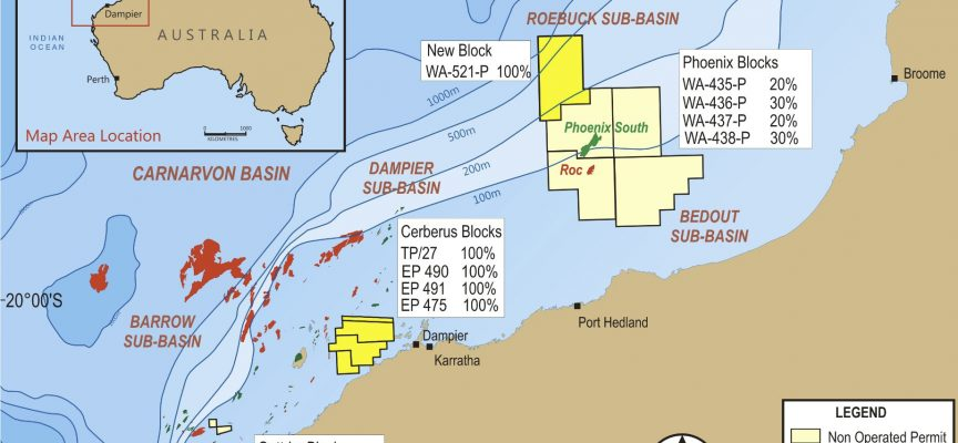 Carnarvon builds North West Shelf portfolio