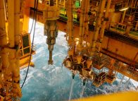 Construction underway at Johan Sverdrup