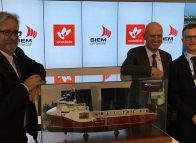 Woodside signs part LNG-powered vessel