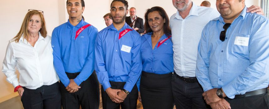 Sodexo commits to 400 indigenous jobs