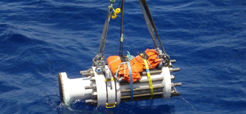 Subsea pipeline upgrade complete