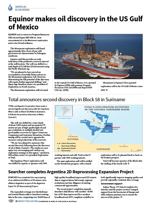 Oil & Gas Australia – April 2020 – Page 30
