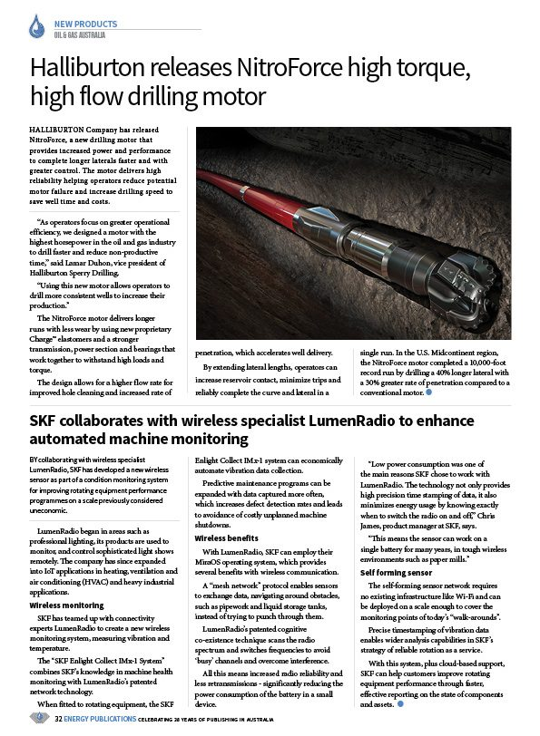 Oil & Gas Australia – April 2020 – Page 34