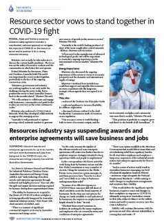 Oil & Gas Australia – April 2020 – Page 8