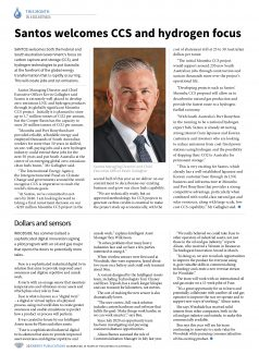 Oil & Gas Australia – April 2021 – Page 12
