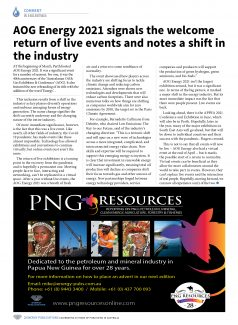 Oil & Gas Australia – April 2021 – Page 4