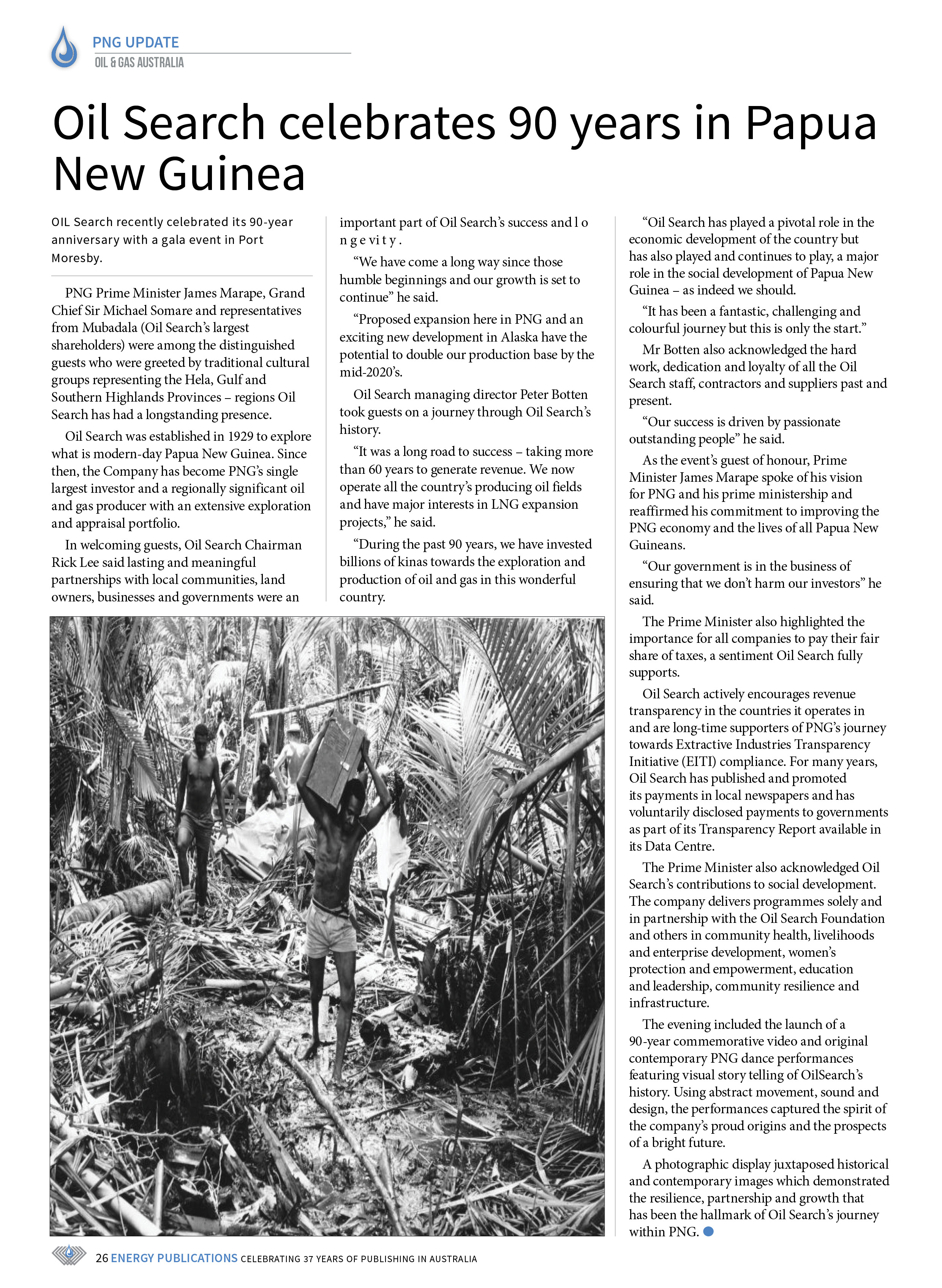 OGA August 2019 – page 28