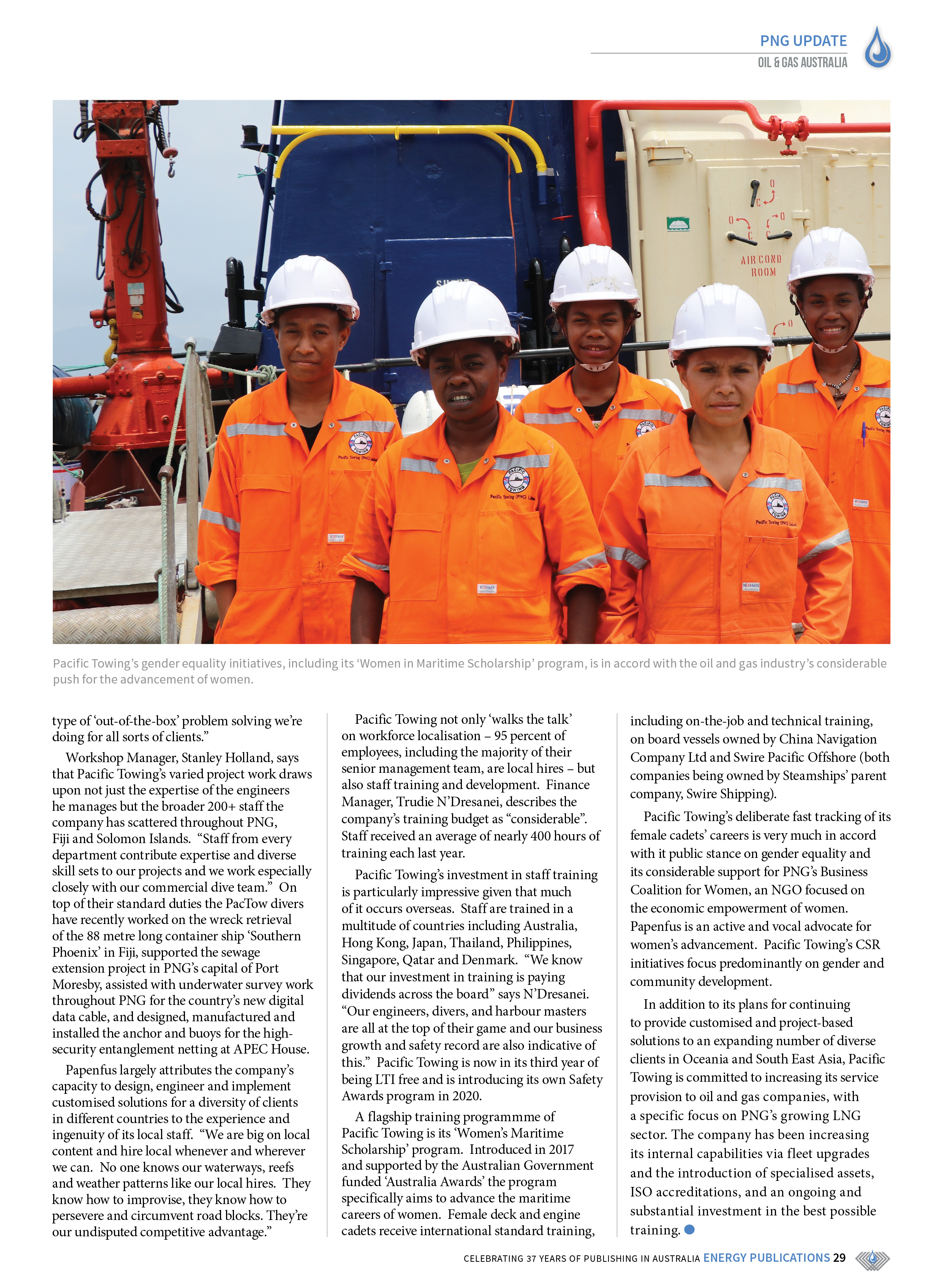 OGA August 2019 – page 31