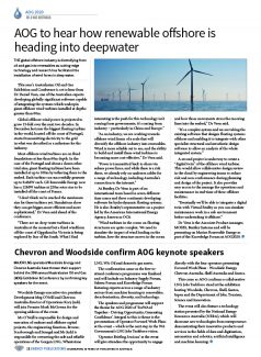 Oil & Gas Australia – February 2020 – Page 18