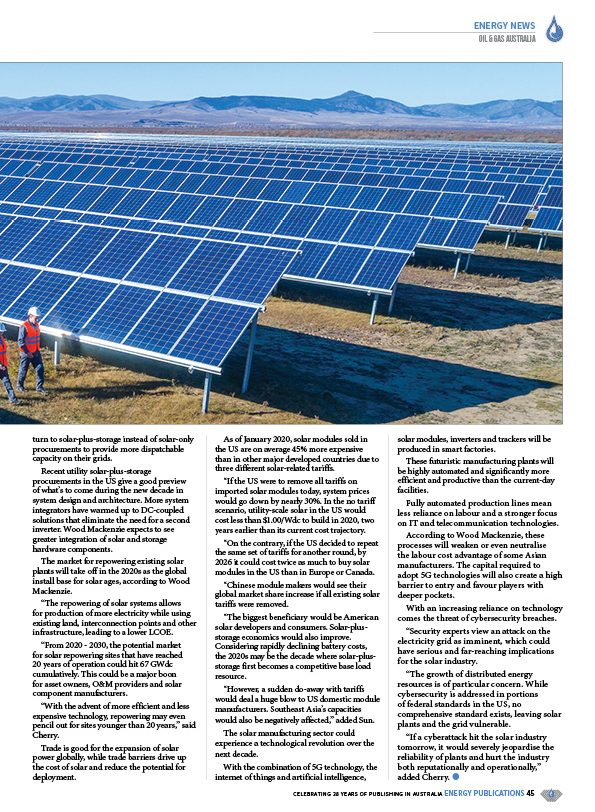 Oil & Gas Australia – February 2020 – Page 47