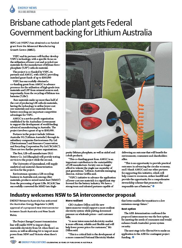 Oil & Gas Australia – February 2020 – Page 50