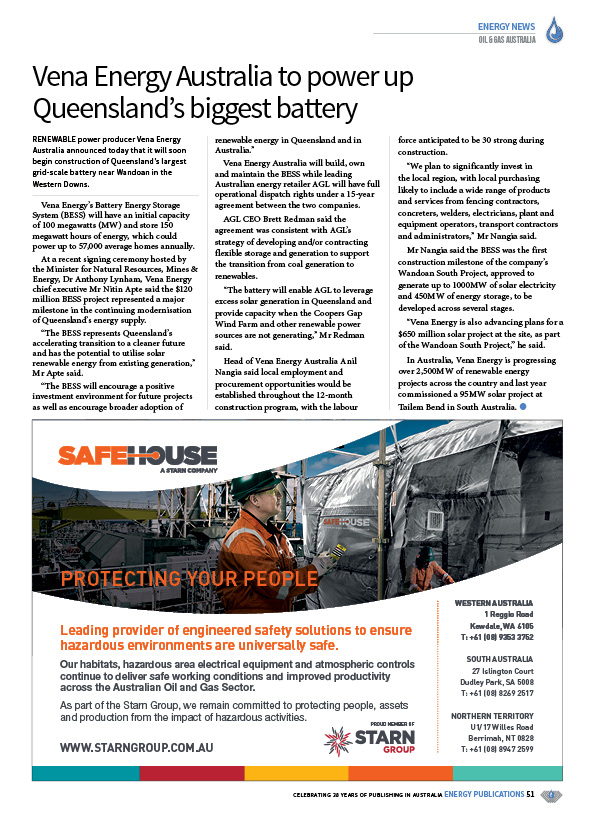 Oil & Gas Australia – February 2020 – Page 53