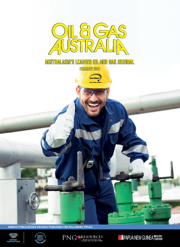 Oil & Gas Australia – February 2021 – Cover
