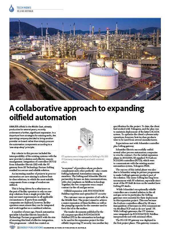 Oil & Gas Australia – July 2020 – Page 24
