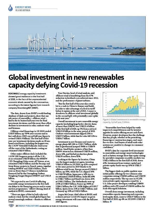 Oil & Gas Australia – July 2020 – Page 30